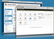 Get started with Joomla